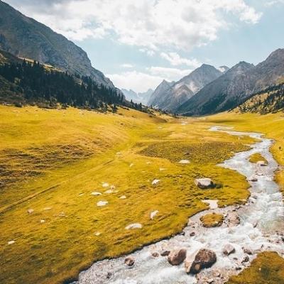 16-дневный тур Узбекистан - Таджикистан - Кыргызстан