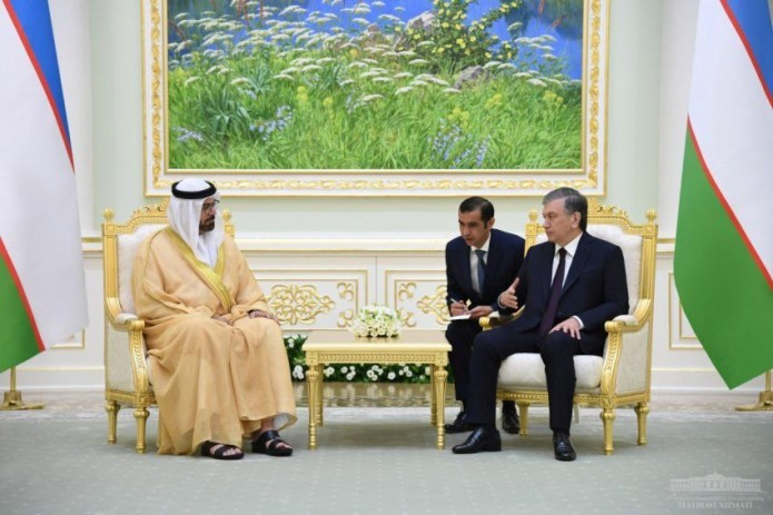 UAE and Uzbekistan partnership in 2020
